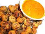 Kefta Meatballs / Roasted Red Peppers